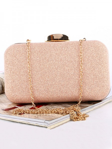 Attractive PU Wedding Evening Party Handbags